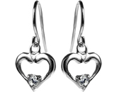 PRETTY LITTLE HEART EARRINGS